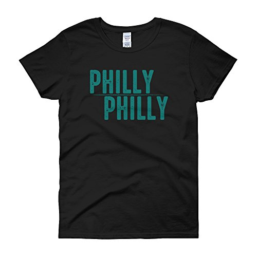 Ziloda Tees Vintage Philly Philly Football Womens Shirt Proud Fan Premium Ladies - About To How Talk Football