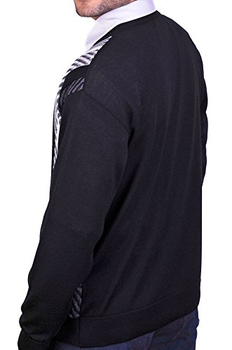 Cooper Classic Men's Pullover Sweater Crew/Round Neck, Wool Mix, Made in Canada best