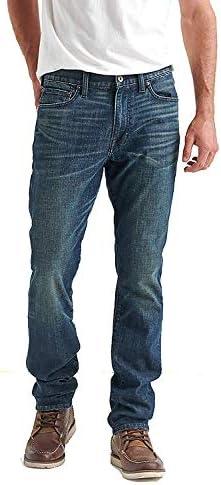نام تجاری Lucky Mens 410 Athletic Slim Briny Deep Jean