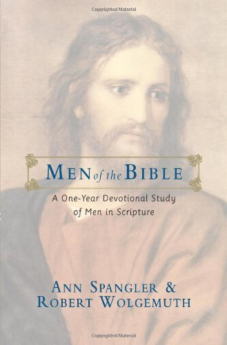 Men Bible One Year Devotional Scripture product image