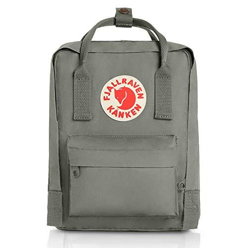 Fjallraven Kanken Mini Backpack - Fog