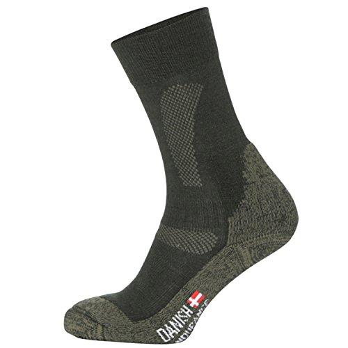Amazon.com: 3 or 1 Pairs Merino Wool Hiking & Trekking Socks by DANISH ENDURANCE Men & Women: Sports & Outdoors