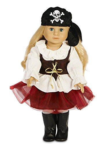 Pirate Tutu 18
