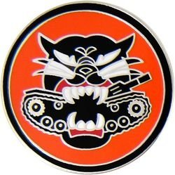 (US Army Tank Destroyer Force Lapel Pin or Hat Pin)