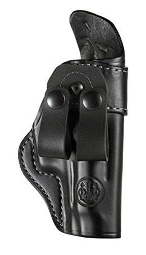 Beretta Leather Holster Mod. 01 for 84 Series, Right Hand-RA S.84 RH blk, Medium by Beretta