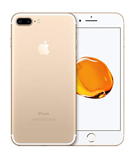 Apple iPhone 7 Plus, 128GB, Gold - For Verizon (Renewed)