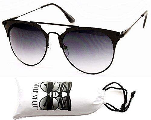 V3045 vp Bridged Cateye Wayfarer Sunglasses