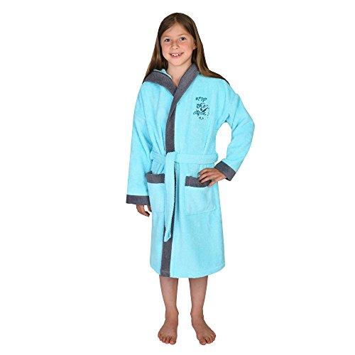 Wörner Mädchen Schlafanzug lang kurz Shorty Sleepshirt Bademantel