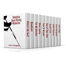 Detective Jason Strong Mysteries (1-10) CLEAN SUSPENSE BOXED SET