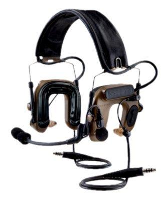 - 3M (MT16H044FB-19 CY) COMTAC IV Hybrid Communication Headset