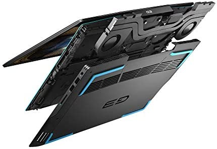 New Dell G3 15 3500 15.6 inch FHD with 144Hz Refresh Rate Gaming Laptop (Black) Intel Core i710750H 10th Gen, 16GB DDR4 RAM, 512GB SSD, NVIDIA Geforce GTX 1650 Ti 4GB GDDR6, Windows 10 Home 41AjK0X871L