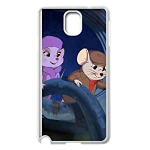 Rescuers Down Under Samsung Galaxy Note 3 Cell Phone Case White