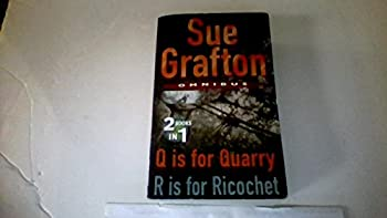 Q is for Quarry & R is for Ricochet 033045787X Book Cover