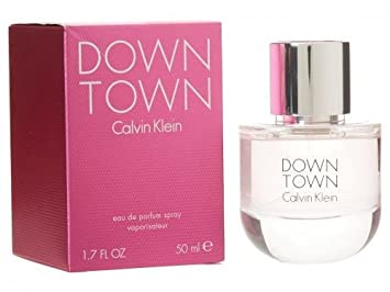 Amazoncom Ck Downtown For Women Eau De Parfum Spray 17 Oz50 Ml