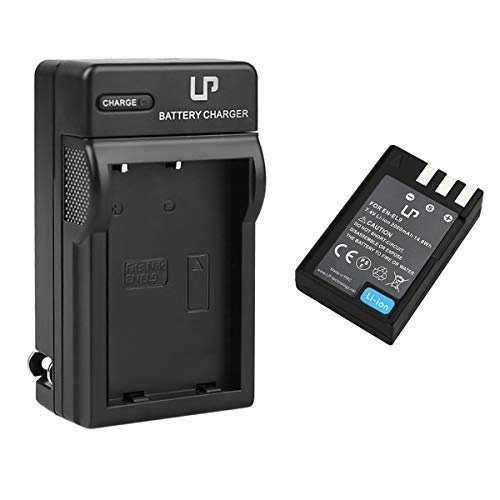 LP EN-EL9 EN EL9a Battery Charger Set, Compatible with for sale  Delivered anywhere in USA