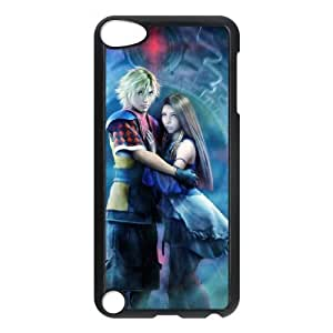 iPod Touch 5 Case Black Final Fantasy X EUA15972538 Hard Phone Case Personalized