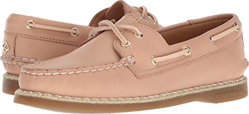 Sperry Top-Sider Authentic Original Braided Jute Boat Shoe Women 5 Nude