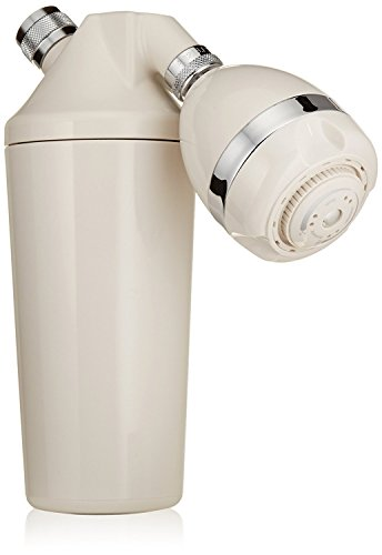 Jonathan Product Beauty Hard Water Shower Filter System - Led Color Wash System