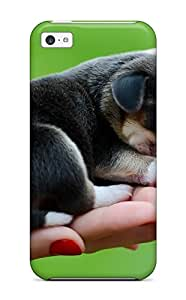 WTEriab401sQhjI Tpu Phone Case With Fashionable Look For Iphone 5c - Beagle Dog