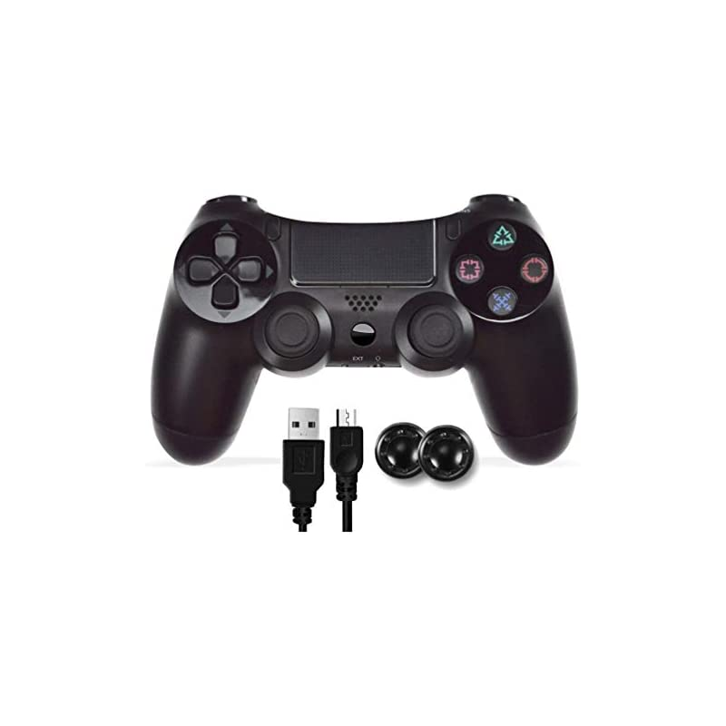 PS4 Controller Wireless Bluetooth with U