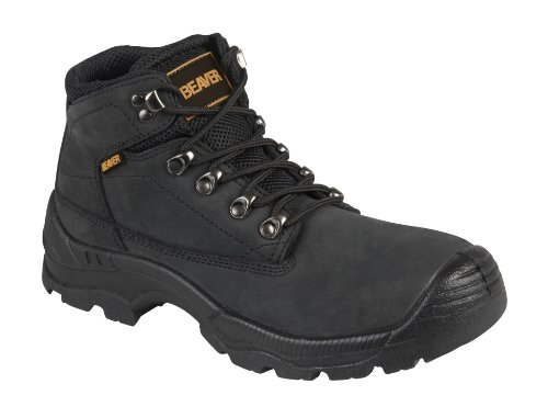 Parent Units Beaver 915 S3 Midcut Hiker - Calzado de protección Hombre - negro