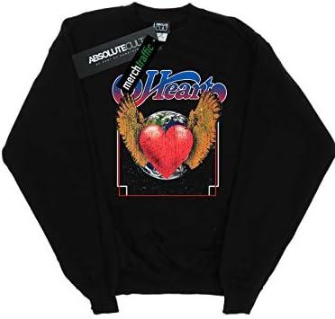 Absolute Cult Heart Damen World Tour Sweatshirt Schwarz X-Large