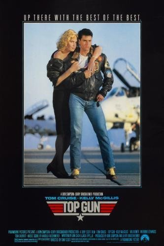 Top Gun Movie Poster #05 24