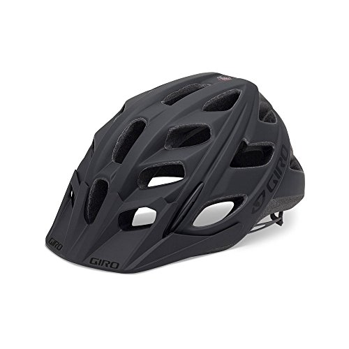 Giro Hex MTB Helmet Matte Black Medium (55-59 cm) (Best Mtb Trail Bike)