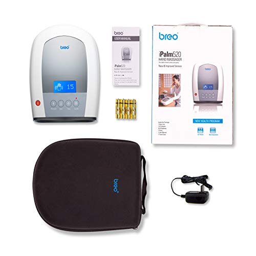 Breo Ipalm520 Electric Hand Massager Deals Coupons Amp Reviews