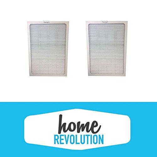 2 Blueair 500/600 Series Home Revolution Brand Air Purifier Filter; Fits Models; 501, 503, 550E, 601