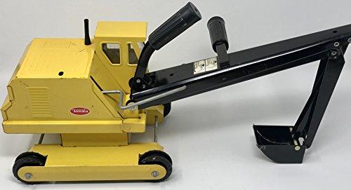 Pressed Steel Toy (Tonka Vintage Pressed Steel Excavator 1960's)
