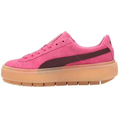 e Puma Sneakers Trace Bordeaux Rosa rose Winetasting RtZtrW0a