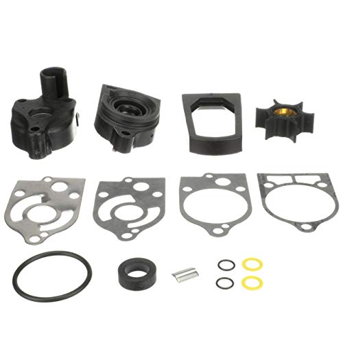 - Quicksilver Water Pump Repair Kit 77177A3-2-Cycle Outboard - for Mercury and Mariner Outboards 30 HP - 70 HP