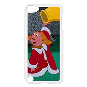 iPod Touch 5 Phone Case White Alice in Wonderland The King of Hearts AU7275276