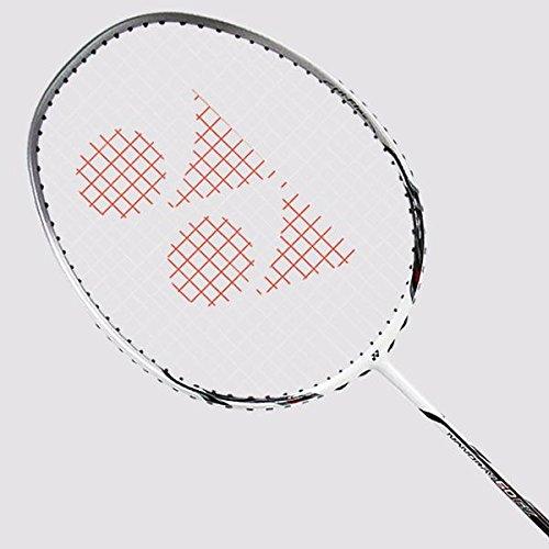 YONEX Nanoray 60 FX Badminton Racket (Strung with BG65 @ 24lb)