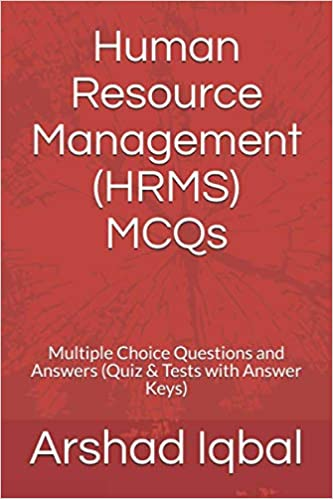 Human Resource Management (HRMS) MCQs: Multiple Choice