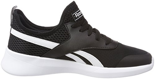 Reebok Royal EC Ride 2, Zapatillas de Running Para Hombre Negro (Black/White 000)