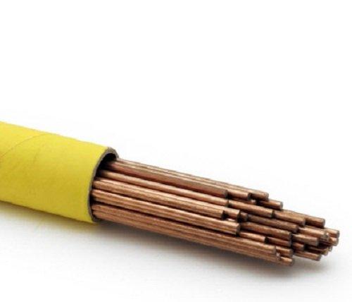 ARC-RITE 3.2mm Multi Purpose Silicon Bronze Gas Brazing Rods C2 x 10 330mm