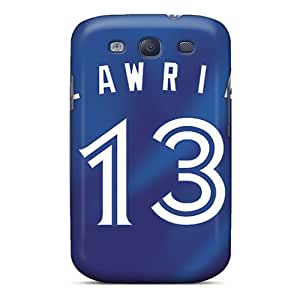 Protective Cell-phone Hard Cover For Samsung Galaxy S3 (tBj11958liLR) Provide Private Custom Attractive Toronto Blue Jays Skin