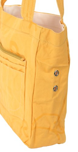 Duck compra la mujer V2T03208 cm 36x22x12 Mandarina Yellow talla B T color de Bolsa H wIHqxnd