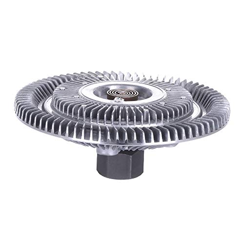 SCITOO Fan Clutch Electric Cooling Fan Parts Compatible with Dodge 1995-1998 B1500/B2500/3500 1997-2003 Dakota