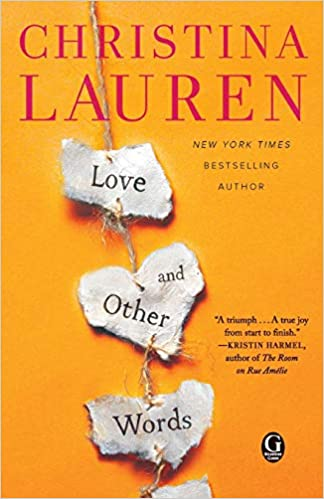 Love & Other Words - from a list of feel-good books that will make you smile | The Good Living Blog