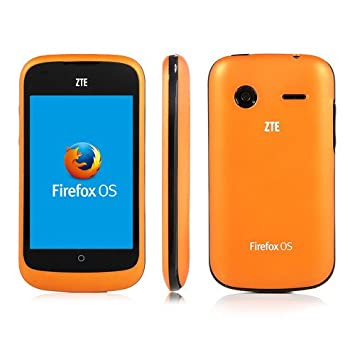 ZTE Open Powered by Firefox OS - 3 5
