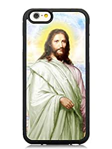 Customization jesus christ 1 Black Phone Case For iPhone 6 4.7 Inch TPU Cover Case