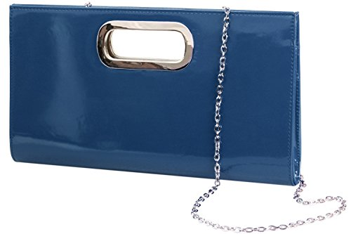 Pochette One Hellgrau Emmy pour Size femme EU Bleu Gris Shop qxx1C5F