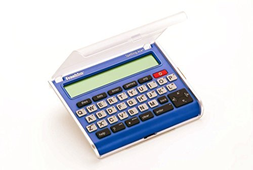 (Franklin Electronics Franklin Electronic Publishers SA-209 Spelling Ace Also Included is Fun With Spanish & French and a Stylish Updated)