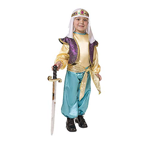 Arabian Sultan Boys Costume (Large 12-14) ()