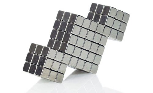 4mm x 4mm x 4mm 216 Piece Magnetic Puzzle Cubes