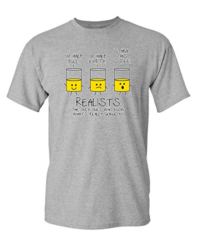 es Who Know Graphic Adult Humor Sarcastic Funny T Shirt S Sport Grey ()