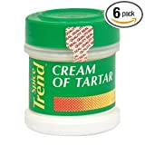 Spice Cream Of Tartar 1.10 OZ (Pack of 12)